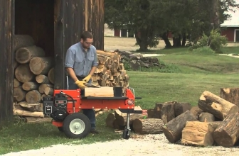 Best Log Splitter 2018 – Buyer's Guide