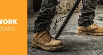 Best Work Boots For Men In 2018 – Buyer's Guide
