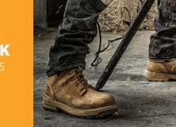 Best Work Boots For Men In 2019 – Buyer's Guide